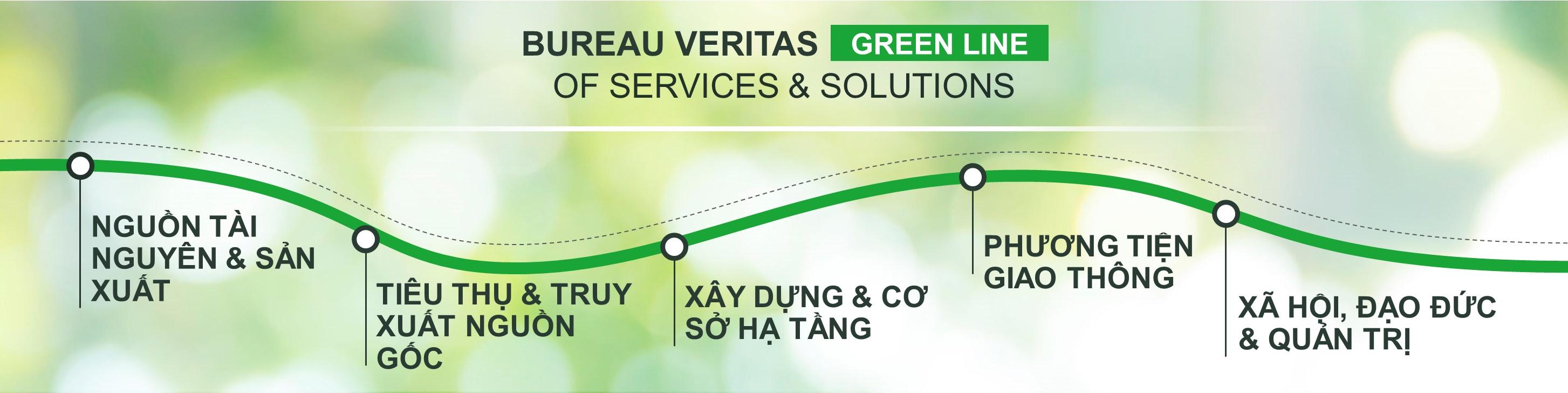 BV Green line