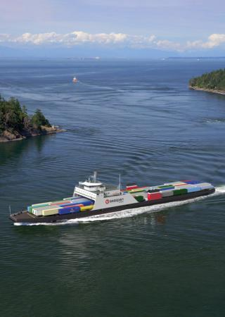 LNG AND HYBRID PROPULSION